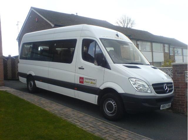 Just Bus Leeds