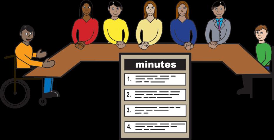 Partnership board meeting minutes