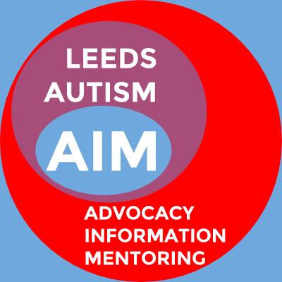 Leeds Autism Aim logo