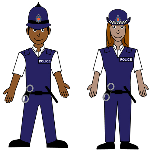how to prepare to be a police officer uk