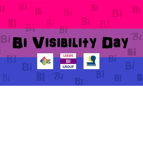 Leeds Bi Visibility Day