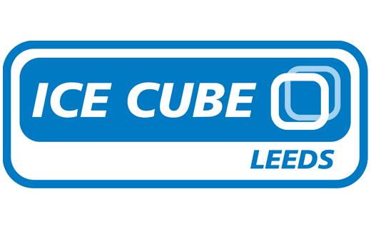 Leeds IceCube Logo