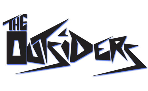 The Outsiders Band Logo
