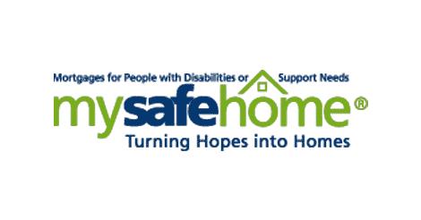 My Safe Home Logo