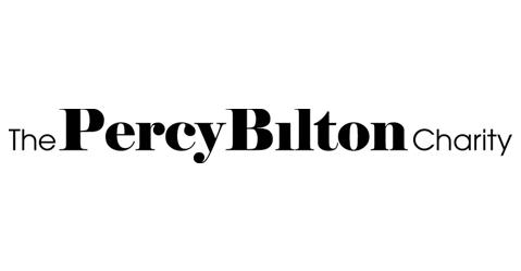 The Percy Bilton Charity logo