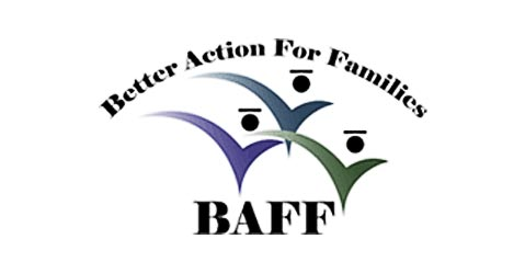 Better Action for Families Logo