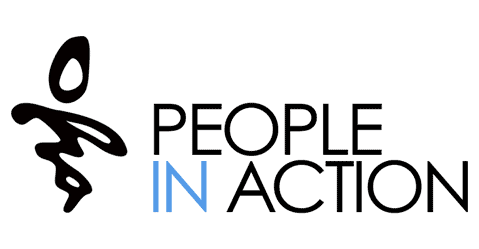 People in Action Logo