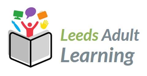 Leeds Adult Learning Logo