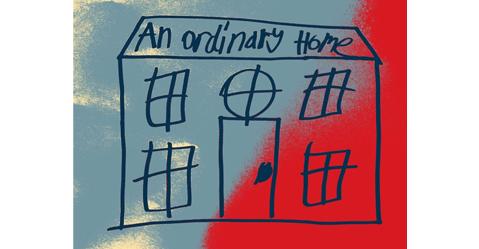 An Ordinary Home Logo