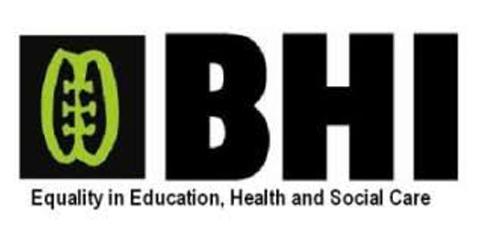 Black Health Initiative BHI Logo