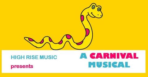 High Rise Music A Carnival Musical Logo