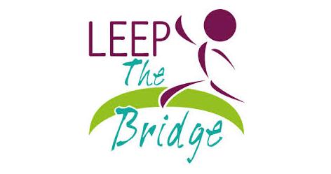 Leep the bridge logo