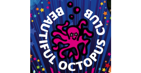 Beautiful Octopus Club Leeds Logo