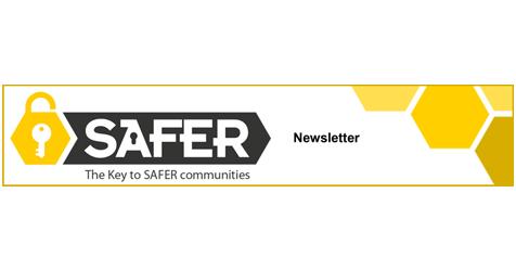 SAFER Newsletter Logo