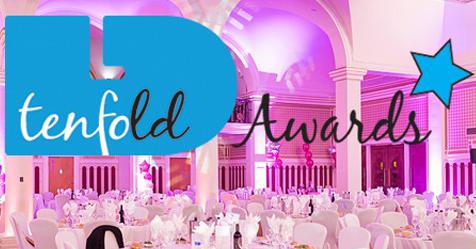 Tenfold Awards Logo