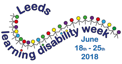 Learning Disability Week 2018 Logo