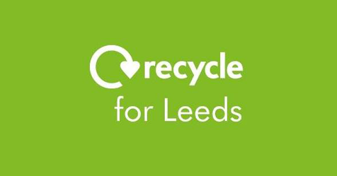 Recycle for Leeds Logo