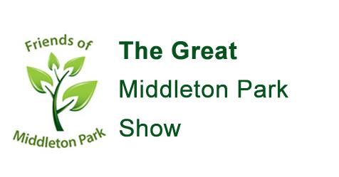 The Great Middleton Park Show Logo