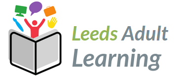 Leeds Adult Learning logo