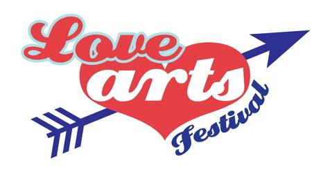 Leeds Love Arts Festival Logo