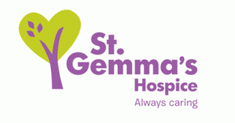 St Gemma's Hospice logo