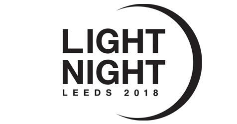 Light Night Leeds 2018 Logo