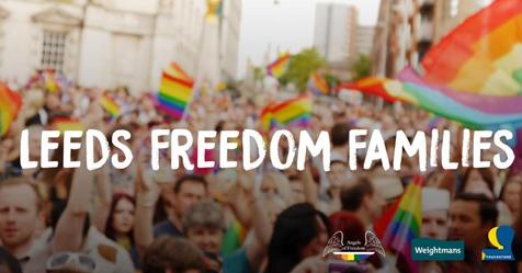 Leeds Freedom Families Logo